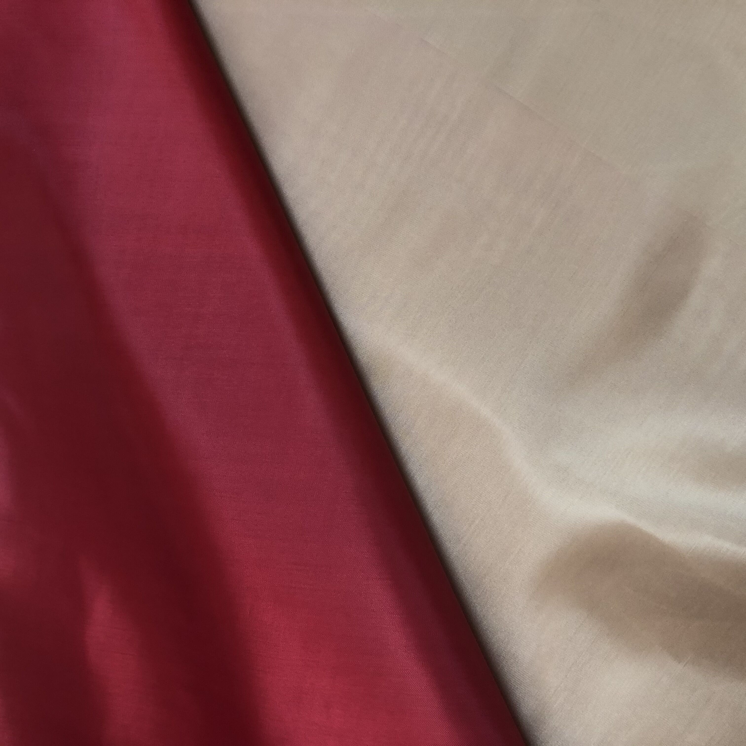 100%polyester garments lining taffeta fabric